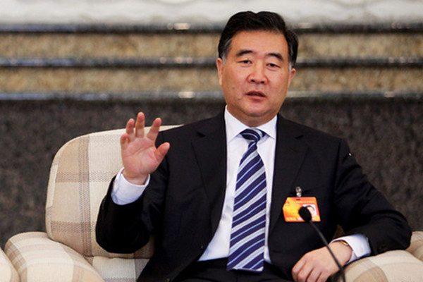 汪洋与日本公明党主席山口那津男谈及中朝关系