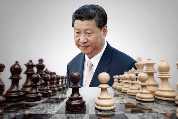 修憲被指已成為中南海最高層棋局的急迫一着。(網絡圖片)