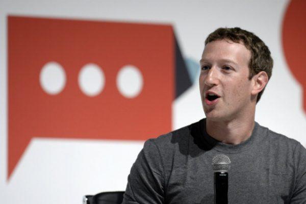脸书杀回了中国 防火墙不灵了