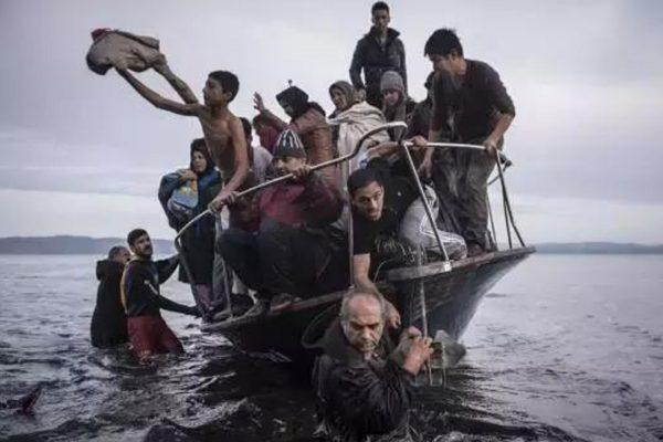 西班牙在2017年再度成为了非洲移民进入欧洲本土的重要通道。(网络图片)