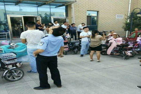 河南兰考县扶贫办一名官员坠楼身亡死因不明 网络图片