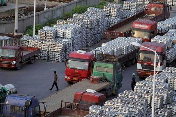 美国课征中国铝业铝箔反补贴税。(大纪元)