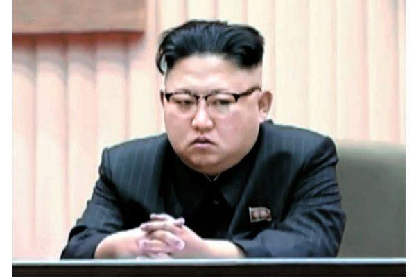 朝鲜劳动党委员长金正恩