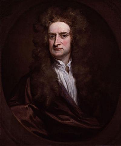 牛顿 (图片来源:维基百科)