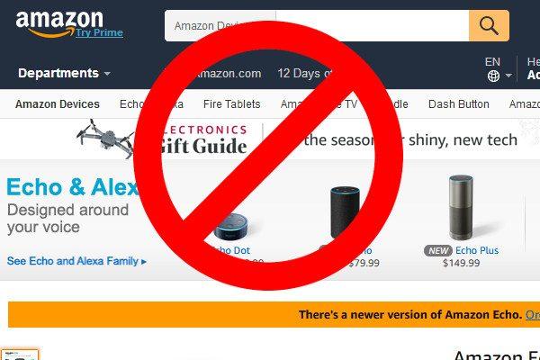 YouTube关闭Amazon设备的访问权限(图片来源:SOH合成)