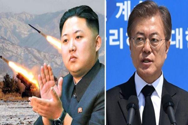 韩朝会谈 金正恩与文在寅过招