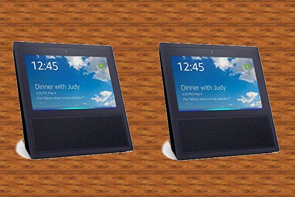 Amazon Echo Show的视频聊天产品(图片来源:网页截图webpage Screenshot)