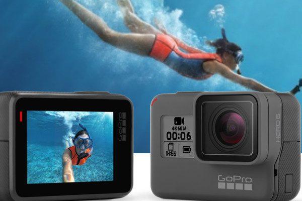 GoPro(图片来源:网页截图webpage Screenshot)