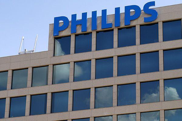 Philips(图片来源:Wikimedia Commons 作者: FDV)