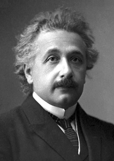 愛因斯坦 (維基百科)