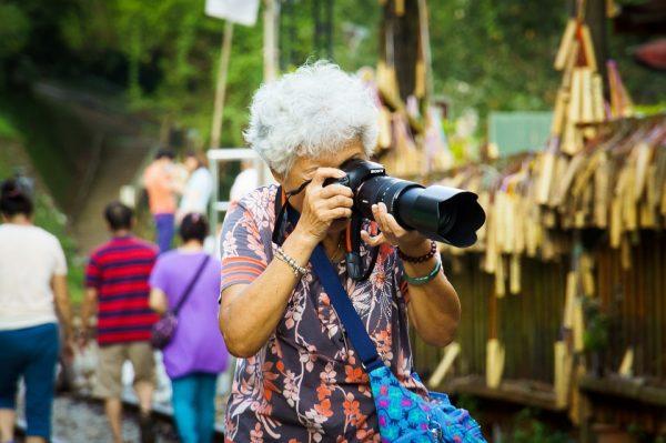 摄影,让大脑老得慢 (图片来源 pixabay)