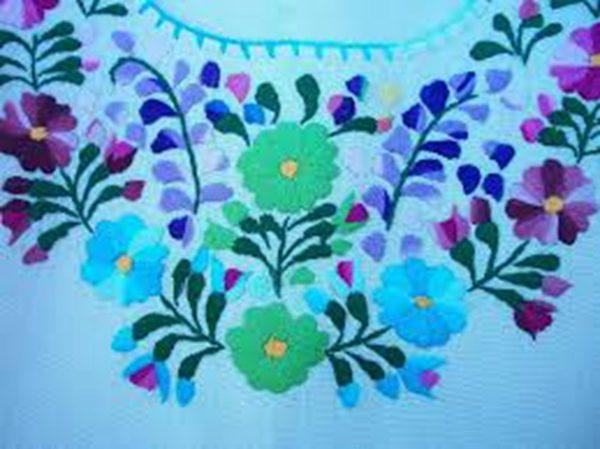 刺绣是中国民间传统手工艺术 (pixabay)