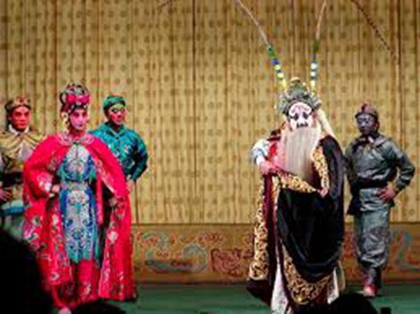 京剧:中国五大戏剧之首 (维基百科)