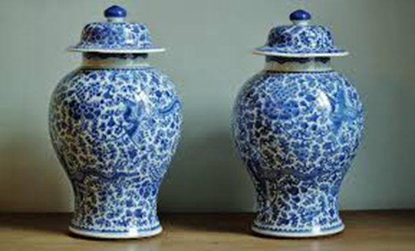 中国是瓷器的发源地 (pixabay)