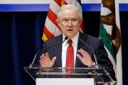 美国前司法部长塞申斯(Jeff Sessions)。(AP Photo/Rich Pedroncelli, file)