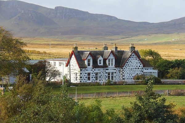 苏格兰-高地 (pixabay)