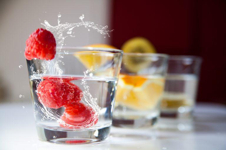 凉水(图片来源:pixabay)