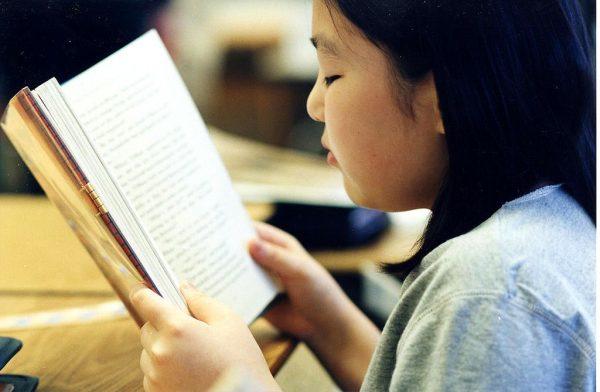 日本一个小学生
