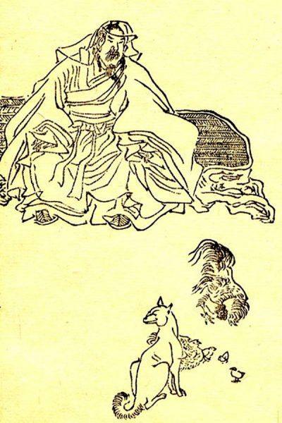 葛洪(图片:维基百科)葛洪(图片:维基百科)