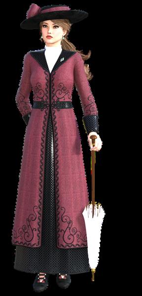 到19世纪中叶,雨伞成了英国人的生活必备品,而且用伞也成了英国人的一种时尚 (图片:pixabay)