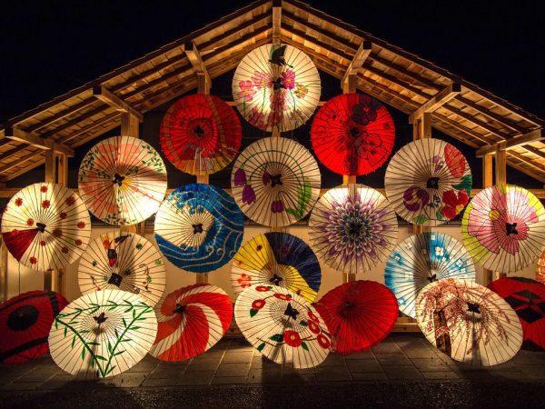 日本纸油伞 (图片:pixabay)