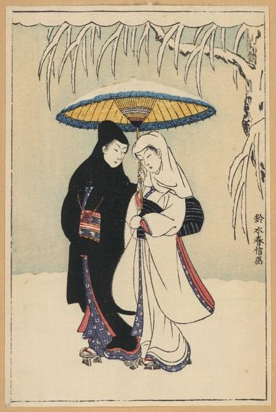 油纸伞传播至日本、韩国、台湾、南洋老挝等周边亚洲国家和地区