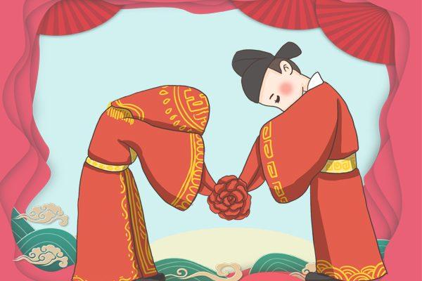 今生相遇相爱, 注定是前世的因缘(图片来源:欧洲希望整合成)