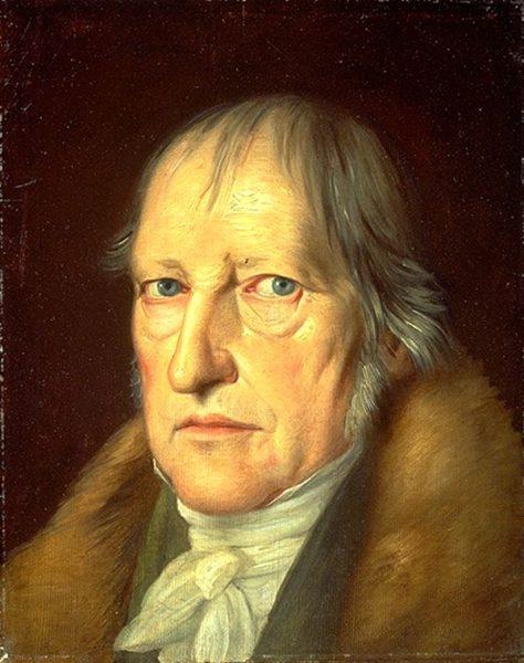 黑格尔对《易经》的赞叹:怎么可能 (图片:维基百科)
