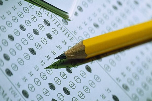 美科学成绩进步评估 4,8年级有进步
