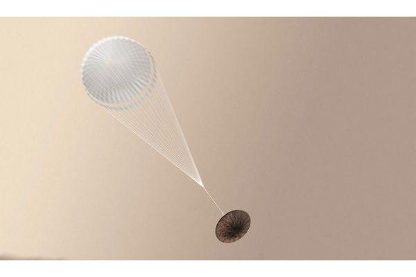 欧洲航天局:火星登陆器已爆炸坠毁