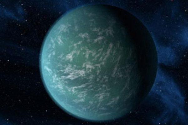 """天文学家又发现""""超级地球"""" 或存在液态水"""