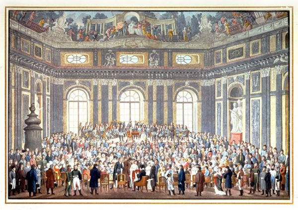 海顿的《创世纪》在维也纳演出的盛况