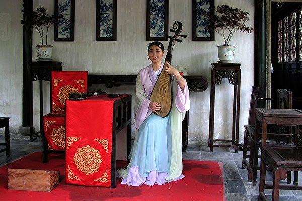 琵琶 china (资料图片:pixabay)