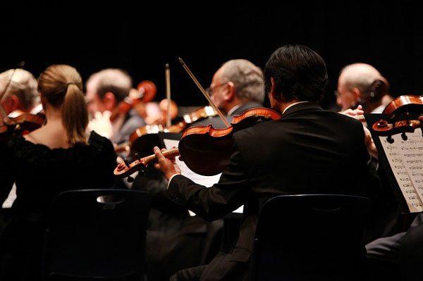 交响乐 orchestra (资料图片:pixabay)