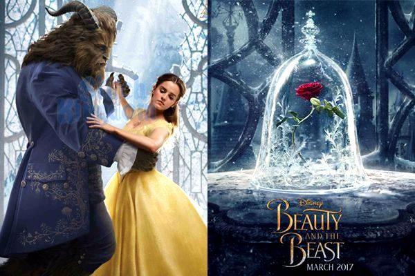 迪士尼《美女與野獸》真人版電影 艾瑪華森飾「貝兒」 - 中國禁聞網 Emma Watson Beauty And The Beast