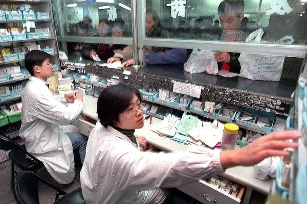 中共「十三五」规划欲医疗改革。(网络图片)