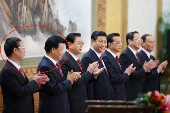 中南海习江两大阵营暗战激烈(网络图片)
