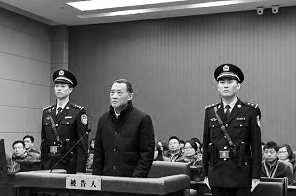 赵少麟案,今日在宁波市中级法院一审开庭。(网络图片)