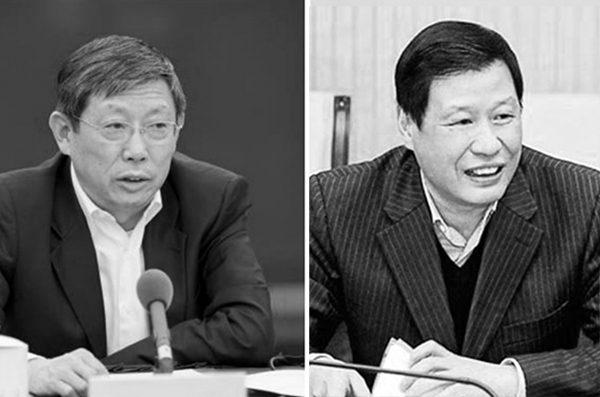 两副国级地方大员半夜出动 上海官场现异常(视频)