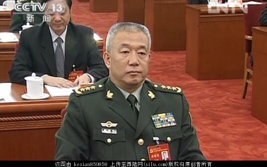 现役上将王建平涉贿落马 国防部记者会证实