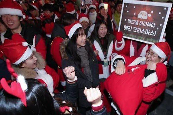 韩检方称或公开搜查青瓦台 朴槿惠过上任来最糟糕圣诞