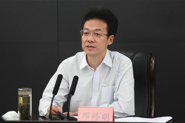 王岐山扩权 省级纪委书记高频换将 邓修明空降天津