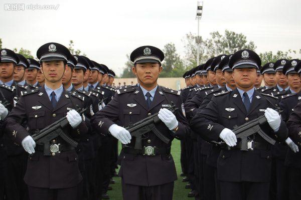 《警察法》修订引忧虑 公安部对抗习核心?