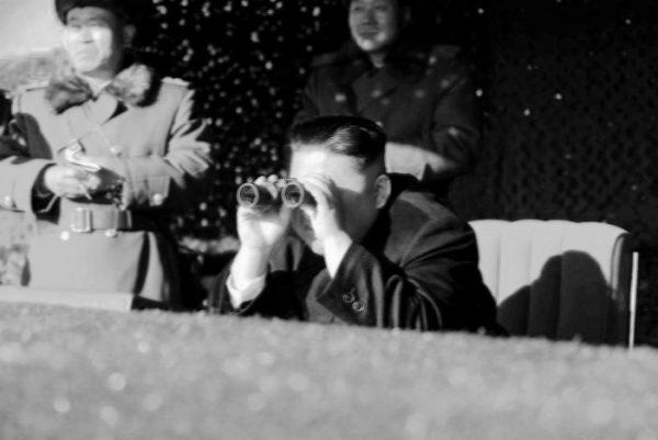朝鲜发起特别作战军演 针对青瓦台