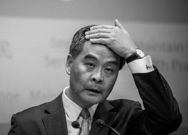 """习近平派""""钦差""""暗访香港《成报》:中联办 港澳办会有大震动"""