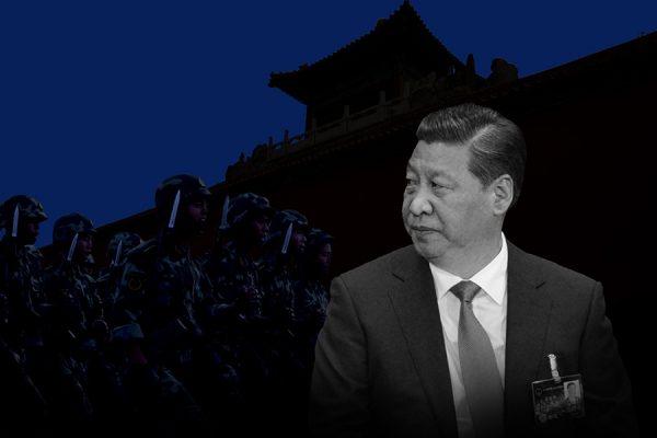 习近平在军中肃清江派余党行动持续(网络图片)