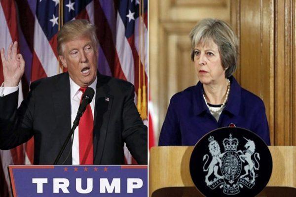 川普支持脱欧 将优先与英国迅速达成贸易协议