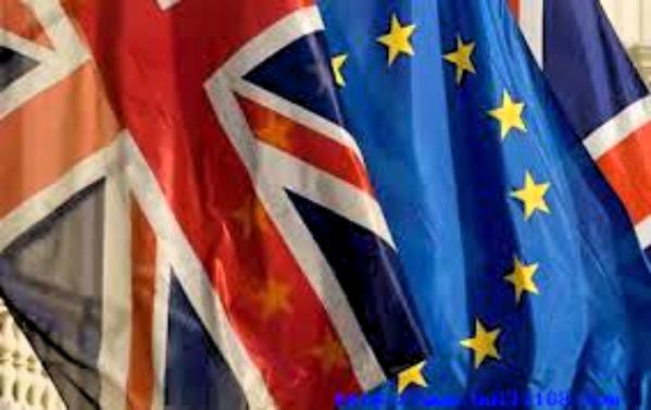 """英媒:英国愿意支付400亿欧元""""分手费"""""""
