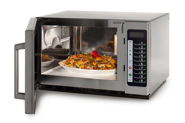 利用微波炉烹饪食物,安全吗?