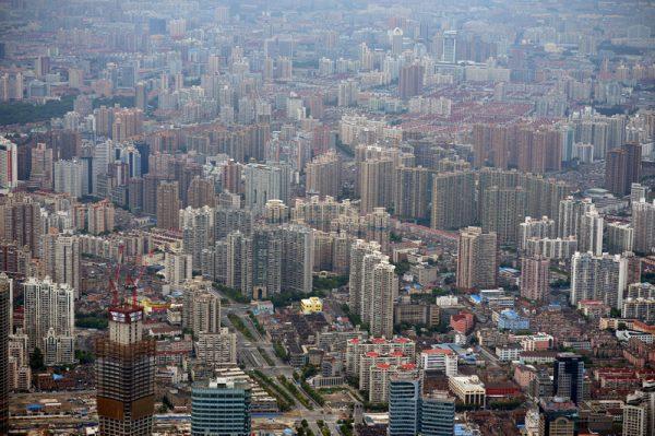 大陆房地产问题严重,官场深度卷入。(网络图片)